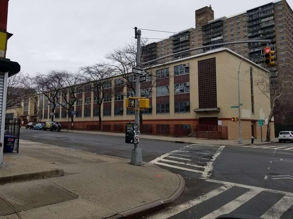 The Highbridge Green School (09x361) - school  | Photo 9 of 10 | Address: 200 W 167th St, Bronx, NY 10452, USA | Phone: (718) 410-5770