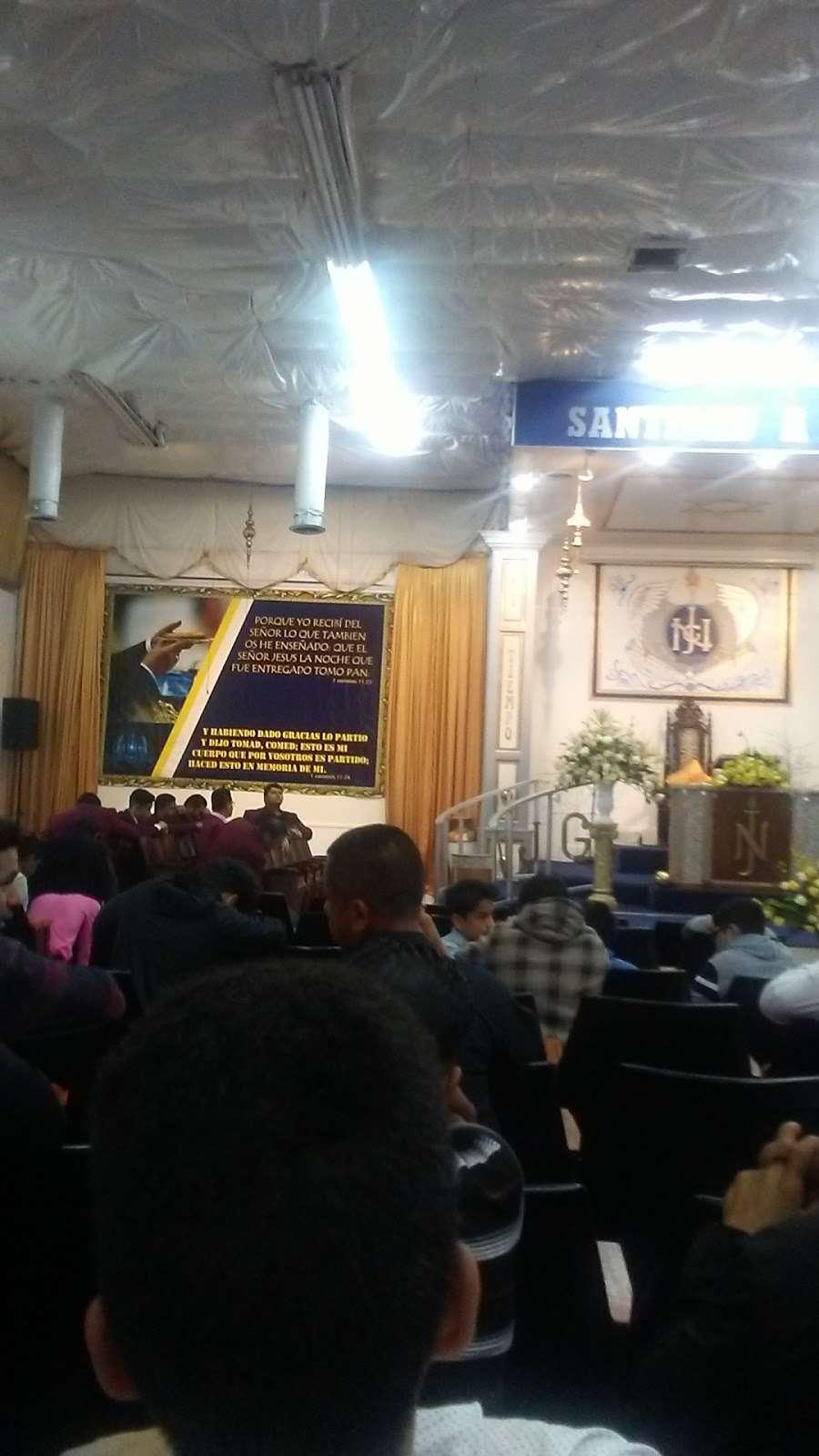 Iglesia La Luz Del Mundo - church  | Photo 6 of 10 | Address: 9645 Parkton Rd, Charlotte, NC 28215, USA