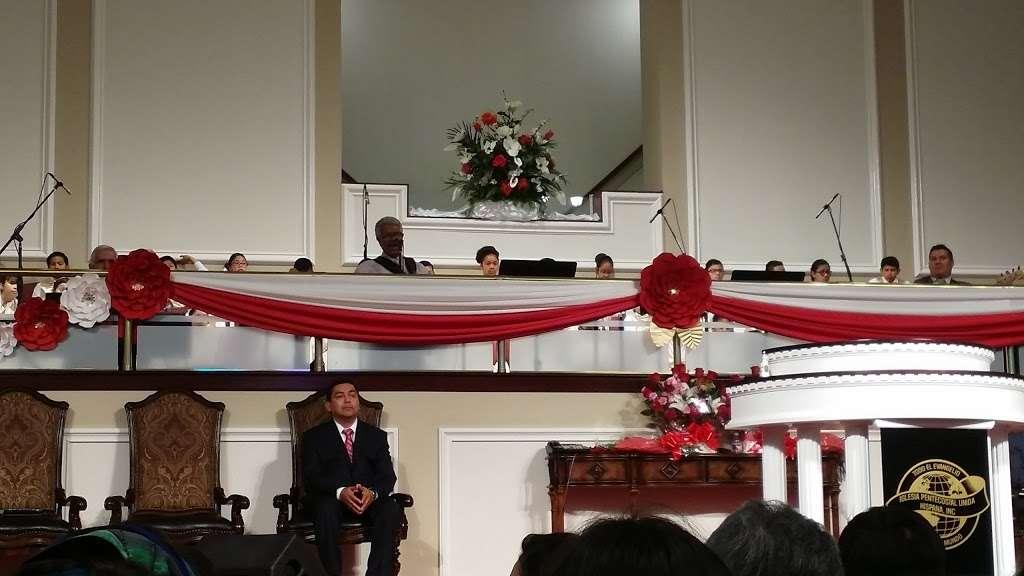 Iglesia Pentecostal Unida Hispana-Central - church  | Photo 9 of 10 | Address: 6518 Fulton St, Houston, TX 77022, USA | Phone: (713) 691-2301