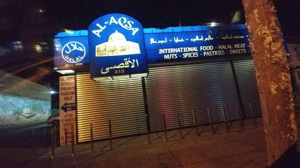 Alaqsa Halal Meats & Groceries - store  | Photo 1 of 10 | Address: 419 E Wyoming Ave, Philadelphia, PA 19120, USA | Phone: (215) 324-0720