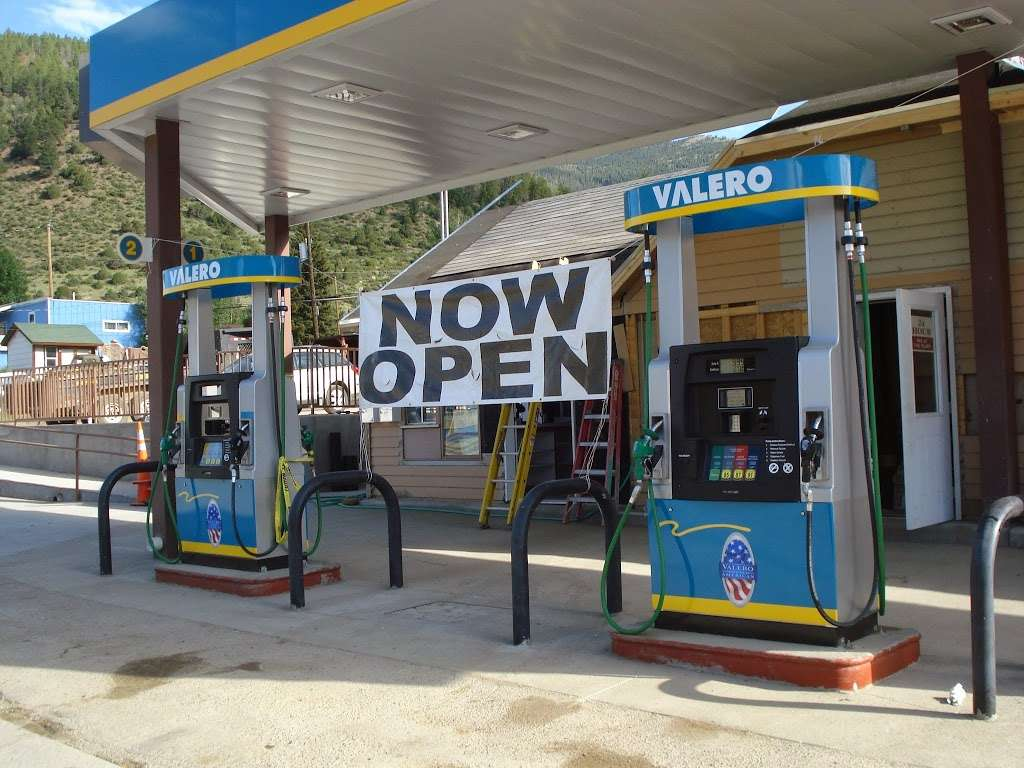 Valero Gas Station - gas station  | Photo 3 of 6 | Address: 83 Park Ave, Empire, CO 80438, USA | Phone: (800) 333-3560