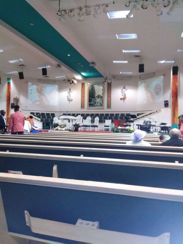 Mount Hermon Missionary Baptist Church - church  | Photo 4 of 9 | Address: 2283 Sunbury Rd, Columbus, OH 43219, USA | Phone: (614) 471-1133