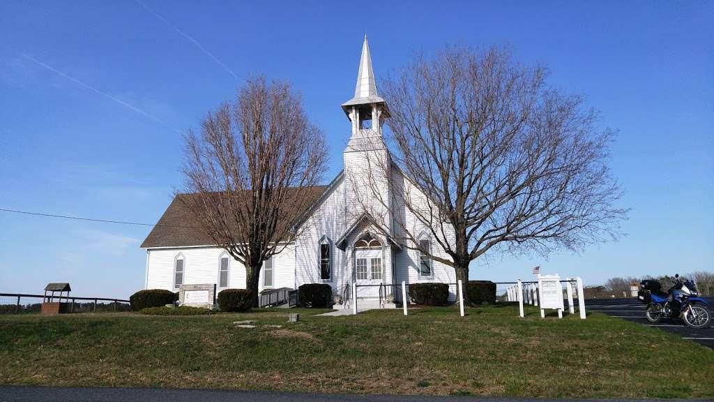 Ridings Chapel - church    Photo 2 of 2   Address: 1635 Salem Church Rd, Stephens City, VA 22655, USA