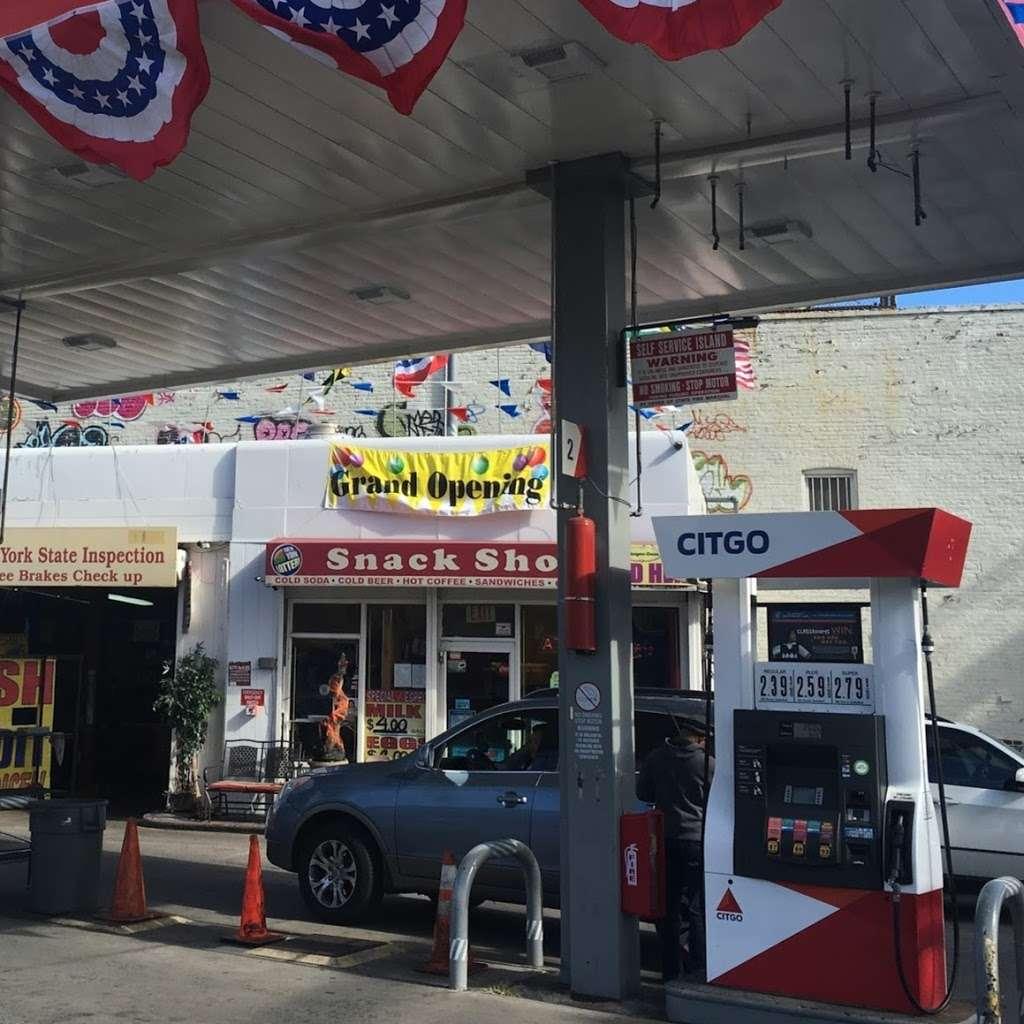 Citgo - gas station  | Photo 1 of 9 | Address: 1441 Westchester Ave, Bronx, NY 10472, USA | Phone: (718) 991-9104