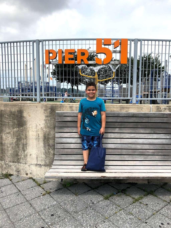 Pier 51 - park  | Photo 7 of 10 | Address: New York, NY 10014, USA