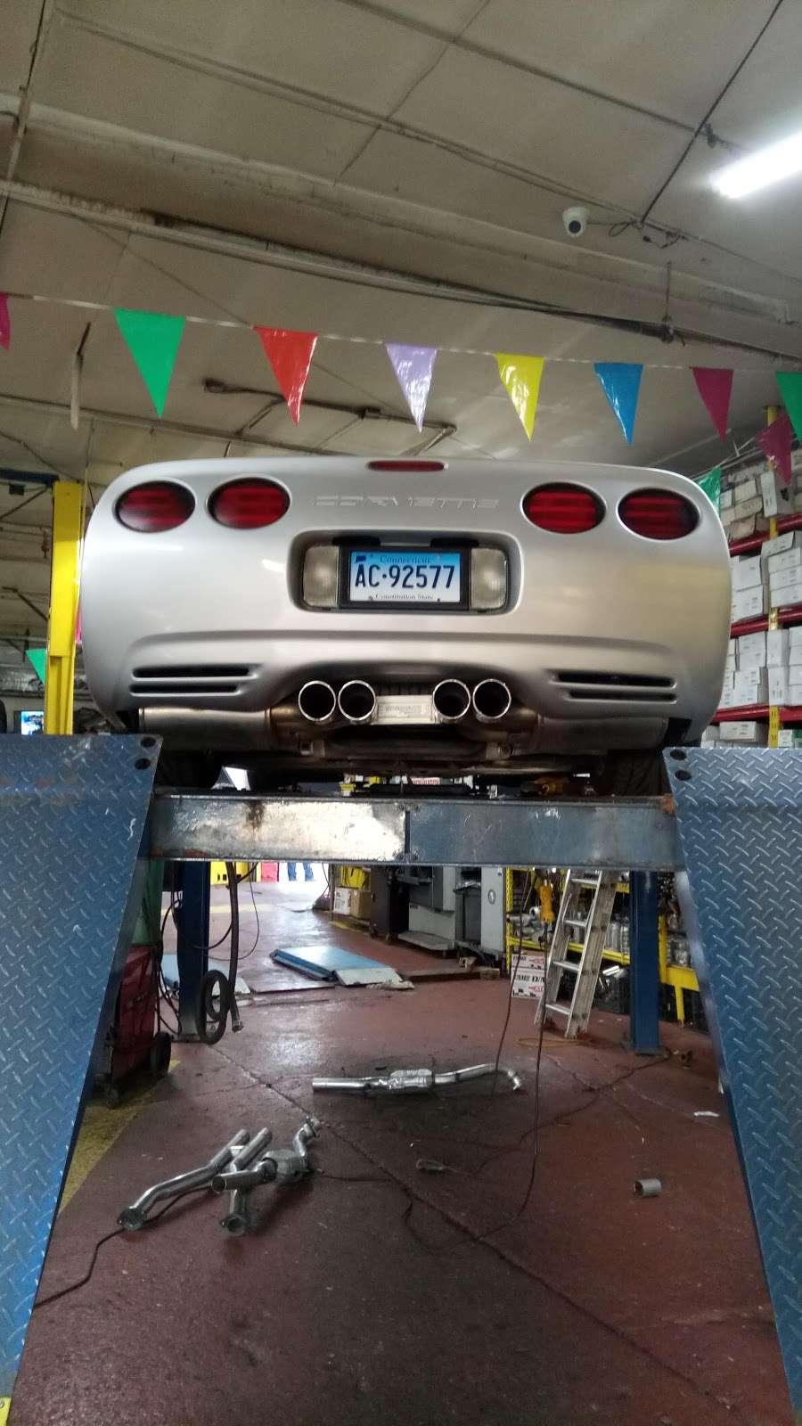 Bronx Discount Muffler Center - car repair  | Photo 6 of 10 | Address: 501 Bruckner Blvd, Bronx, NY 10455, USA | Phone: (718) 402-4422