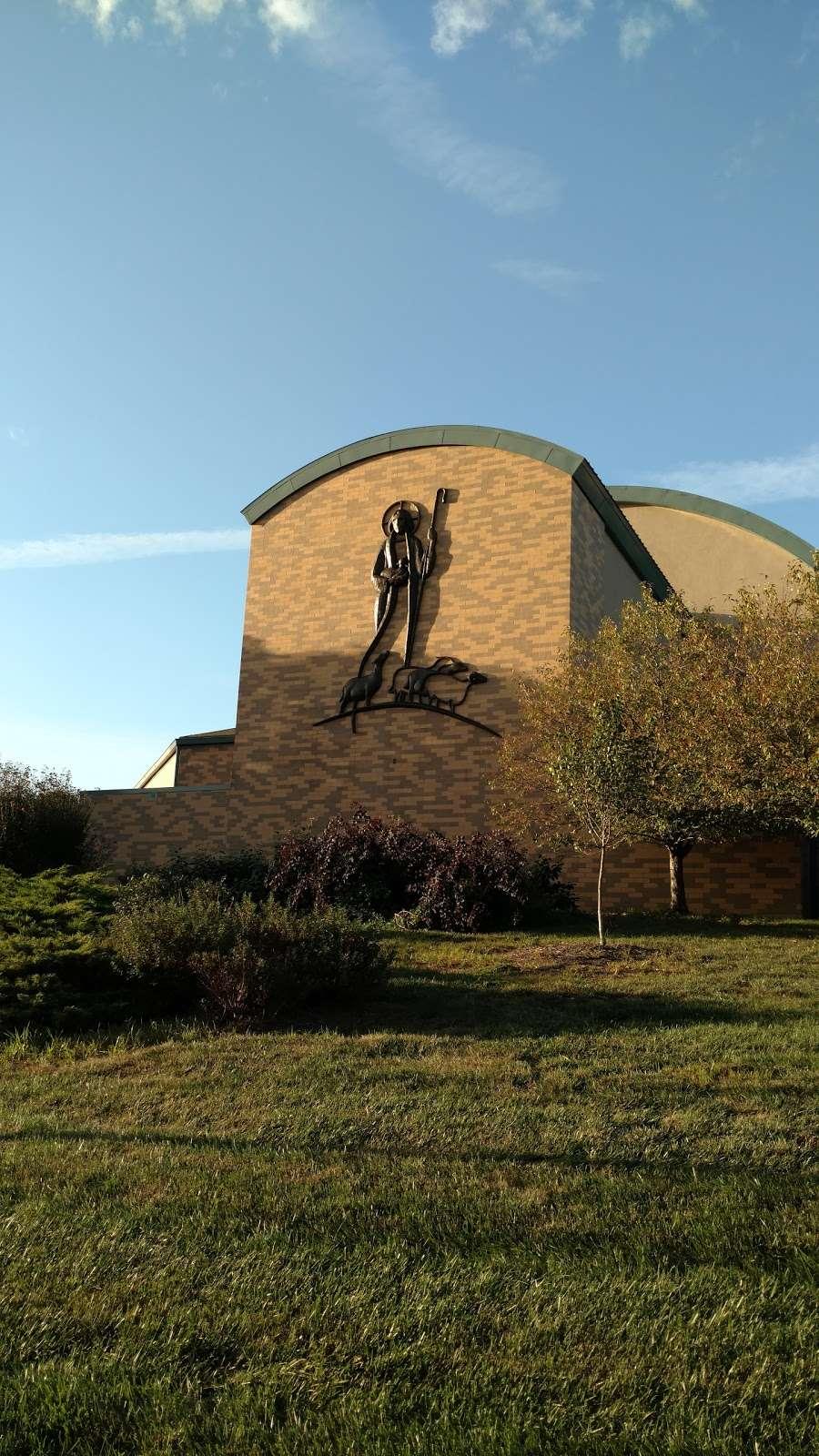 Good Shepherd Catholic Church - church  | Photo 6 of 10 | Address: 12800 W 75th St, Shawnee, KS 66216, USA | Phone: (913) 631-7116