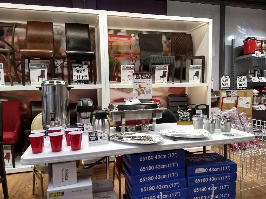 Nisbets Catering Equipment Shepherds Bush Store - furniture store  | Photo 7 of 10 | Address: 180 Goldhawk Rd, Shepherds Bush, London W12 8HJ, UK | Phone: 020 7118 0622