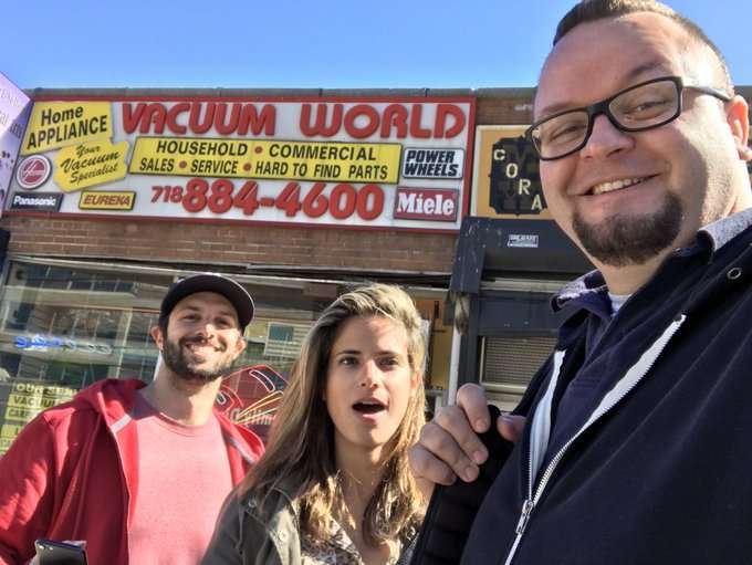 VACUUM WORLD STORES - home goods store  | Photo 9 of 10 | Address: 5902 Riverdale Ave, Bronx, NY 10471, USA | Phone: (718) 884-4600