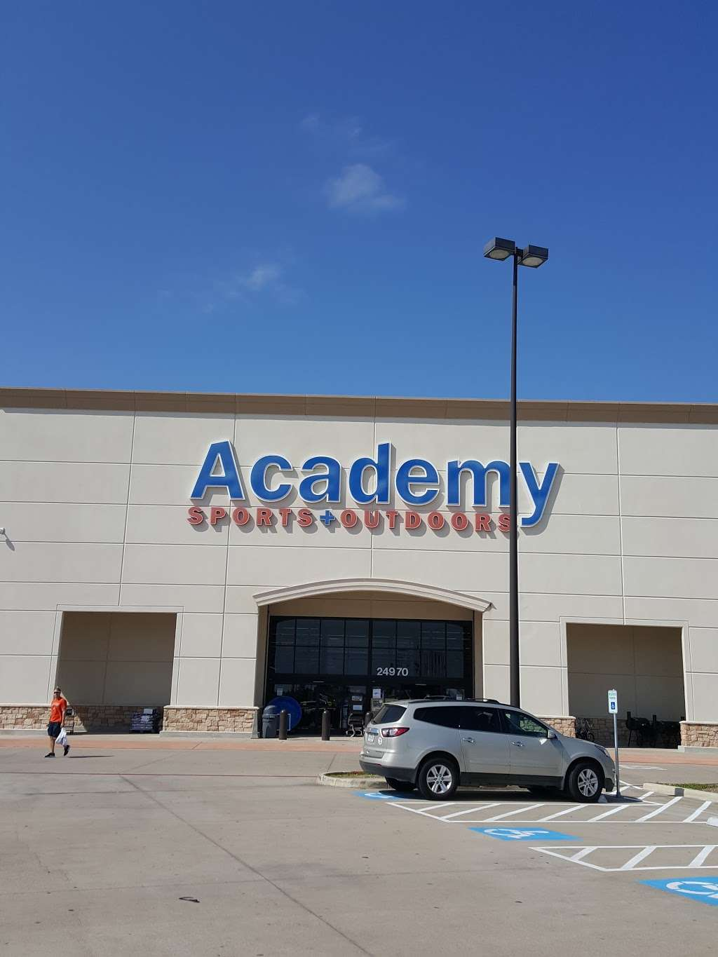 Academy Sports + Outdoors - shoe store  | Photo 9 of 10 | Address: 24970 Farm to Market 1093, Richmond, TX 77406, USA | Phone: (281) 371-1700