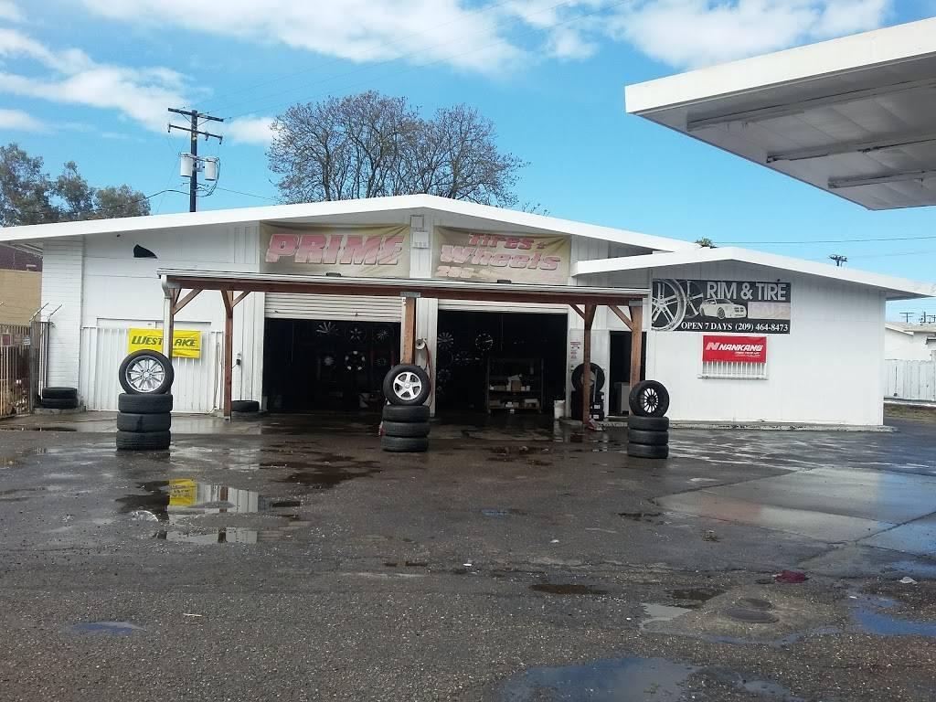Prime Tire & Wheels - car repair  | Photo 5 of 10 | Address: 1325 S Center St, Stockton, CA 95206, USA | Phone: (209) 464-8473