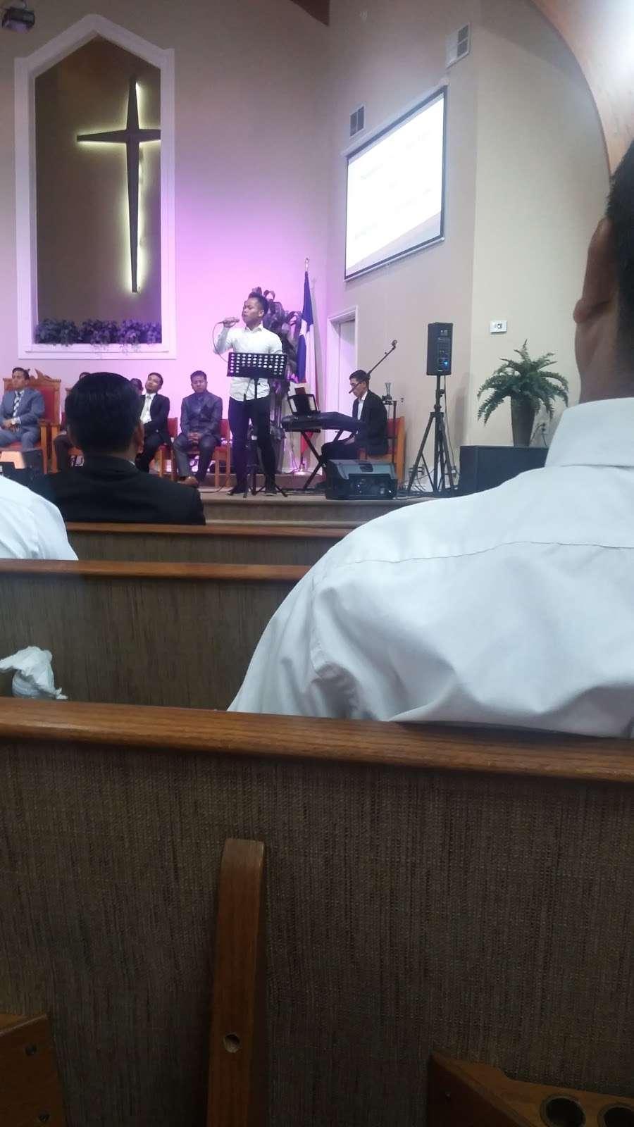 Chin Rivival Church - church    Photo 1 of 4   Address: 1310 E Grauwyler Rd, Irving, TX 75061, USA