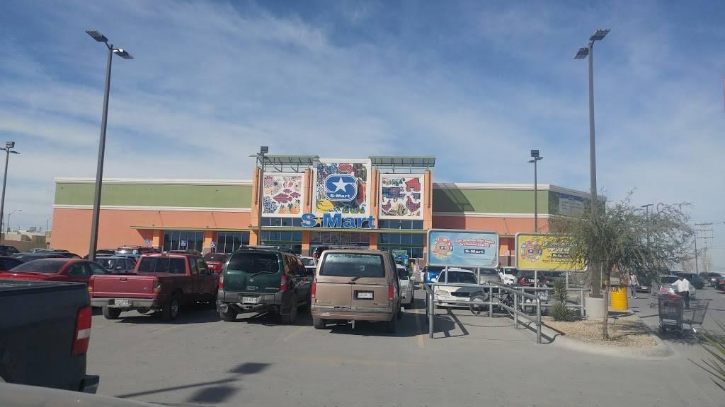 S-Mart - supermarket    Photo 9 of 10   Address: Av Santiago Troncoso # 1701, Parajes de Oriente, 32575 Cd Juárez, Chih., Mexico   Phone: 656 701 6260