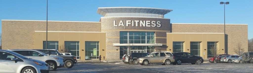 LA Fitness - gym  | Photo 2 of 10 | Address: 452 Lakehurst Rd, Waukegan, IL 60085, USA | Phone: (224) 399-0990