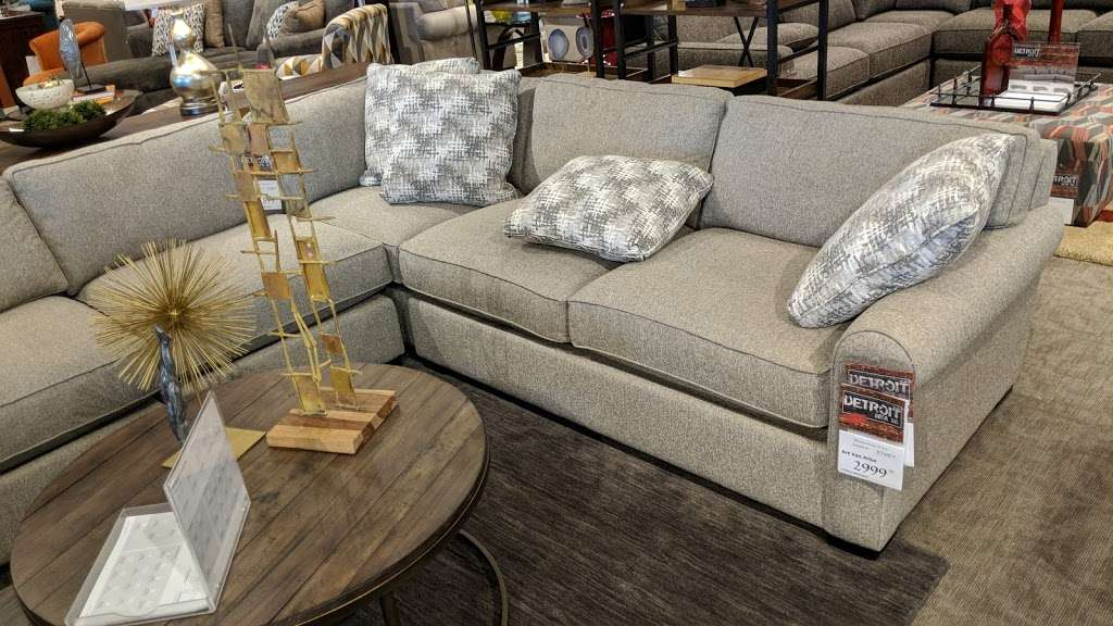 Art Van Furniture - furniture store    Photo 5 of 10   Address: 900 E Boughton Rd, Woodridge, IL 60517, USA   Phone: (630) 972-2499