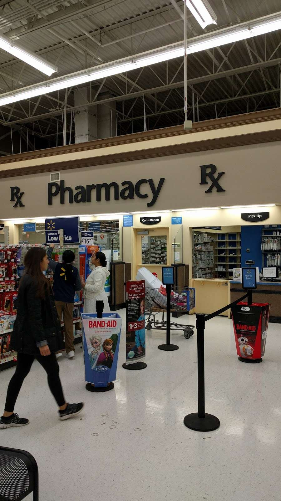 Walmart Pharmacy - pharmacy  | Photo 2 of 5 | Address: 300 Wootton St, Boonton, NJ 07005, USA | Phone: (973) 299-0944