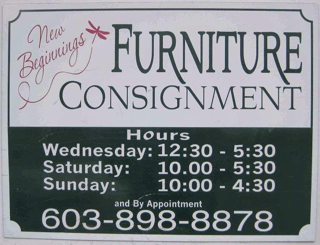 New Beginnings Furniture Consignment - furniture store  | Photo 7 of 10 | Address: 10 Lawrence Rd, Salem, NH 03079, USA | Phone: (603) 898-8878