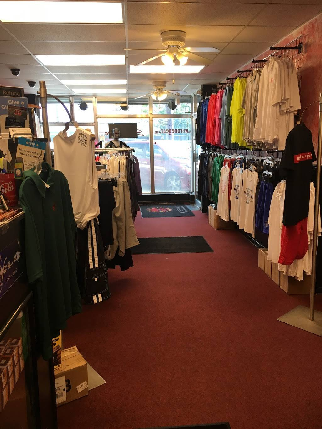 WE ARE ONE CLOTHING STORE - clothing store  | Photo 2 of 6 | Address: 4931 Suitland Rd, Hillcrest Heights, MD 20746, USA | Phone: (301) 736-4406