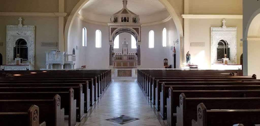 Our Lady of Sorrows Church - church    Photo 5 of 10   Address: 750 E Baseline Rd, Phoenix, AZ 85042, USA   Phone: (602) 268-7673