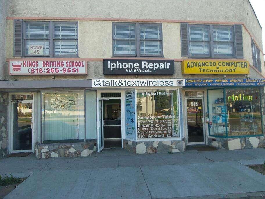Fast Tech iPhone Repair - store  | Photo 1 of 10 | Address: 916 W Glenoaks Blvd #1/2, Glendale, CA 91202, USA | Phone: (818) 539-4444