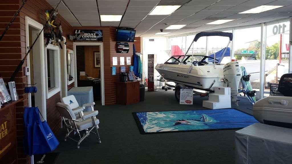 Long Island Boat Center - storage  | Photo 1 of 7 | Address: 110 Sunrise Hwy, West Islip, NY 11795, USA | Phone: (631) 661-5282