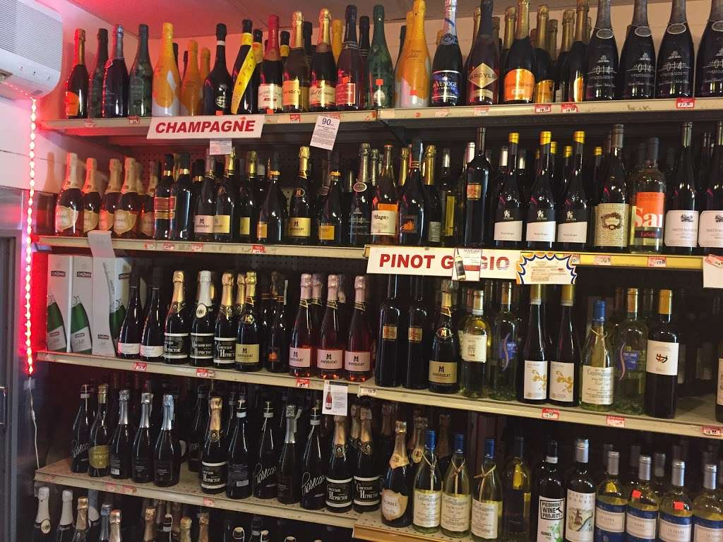 Athens Wines & Spirits - store  | Photo 6 of 6 | Address: 4616 Ditmars Blvd, Astoria, NY 11105, USA | Phone: (718) 777-0181