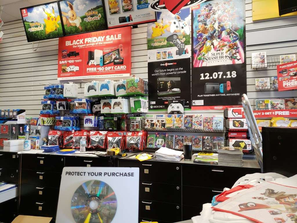 GameStop - electronics store  | Photo 5 of 10 | Address: Somerset Shoppes, 8903 Glades Rd L-4, Boca Raton, FL 33434, USA | Phone: (561) 470-8483