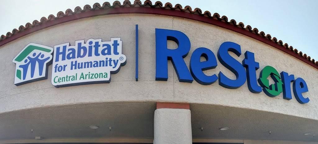 Habitat For Humanity ReStore - Tempe - home goods store    Photo 1 of 10   Address: 3210 S McClintock Dr, Tempe, AZ 85282, USA   Phone: (623) 551-6000