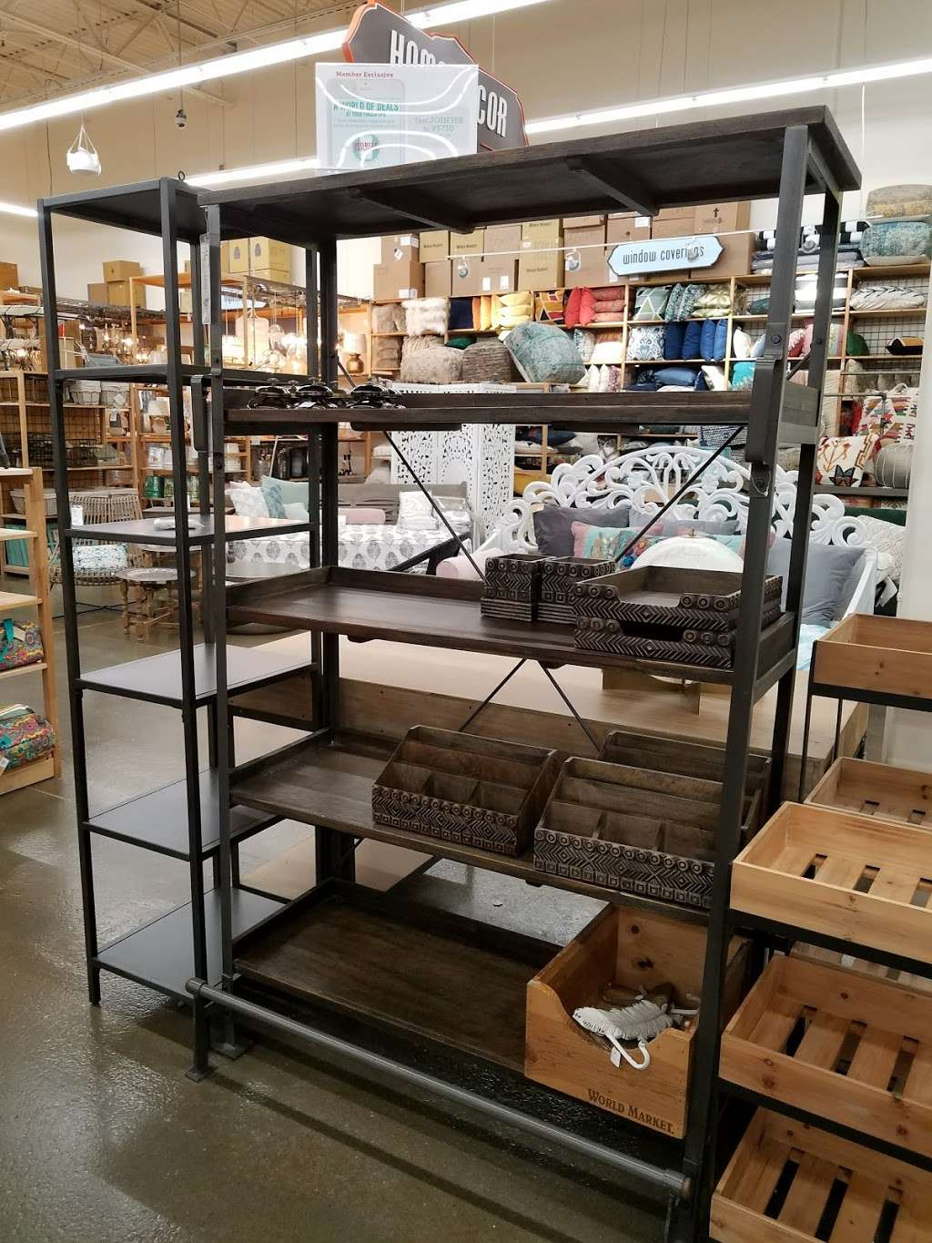 Cost Plus World Market - furniture store  | Photo 3 of 10 | Address: 6625 S Fry Rd, Katy, TX 77494, USA | Phone: (281) 391-1700