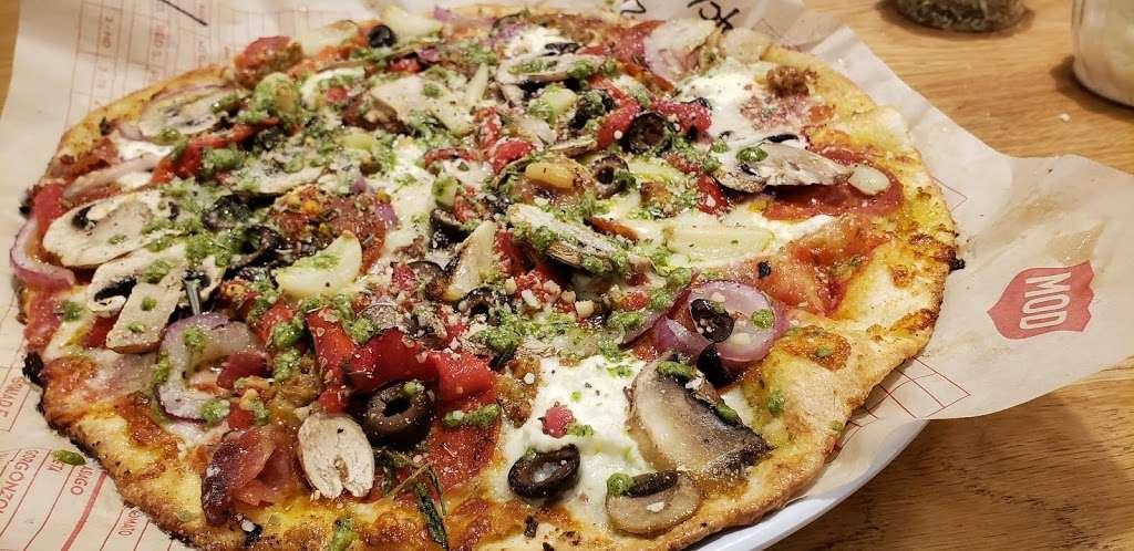 MOD Pizza - restaurant    Photo 5 of 10   Address: 4537 Kingwood Dr Suite 100, Kingwood, TX 77345, USA   Phone: (281) 360-0036