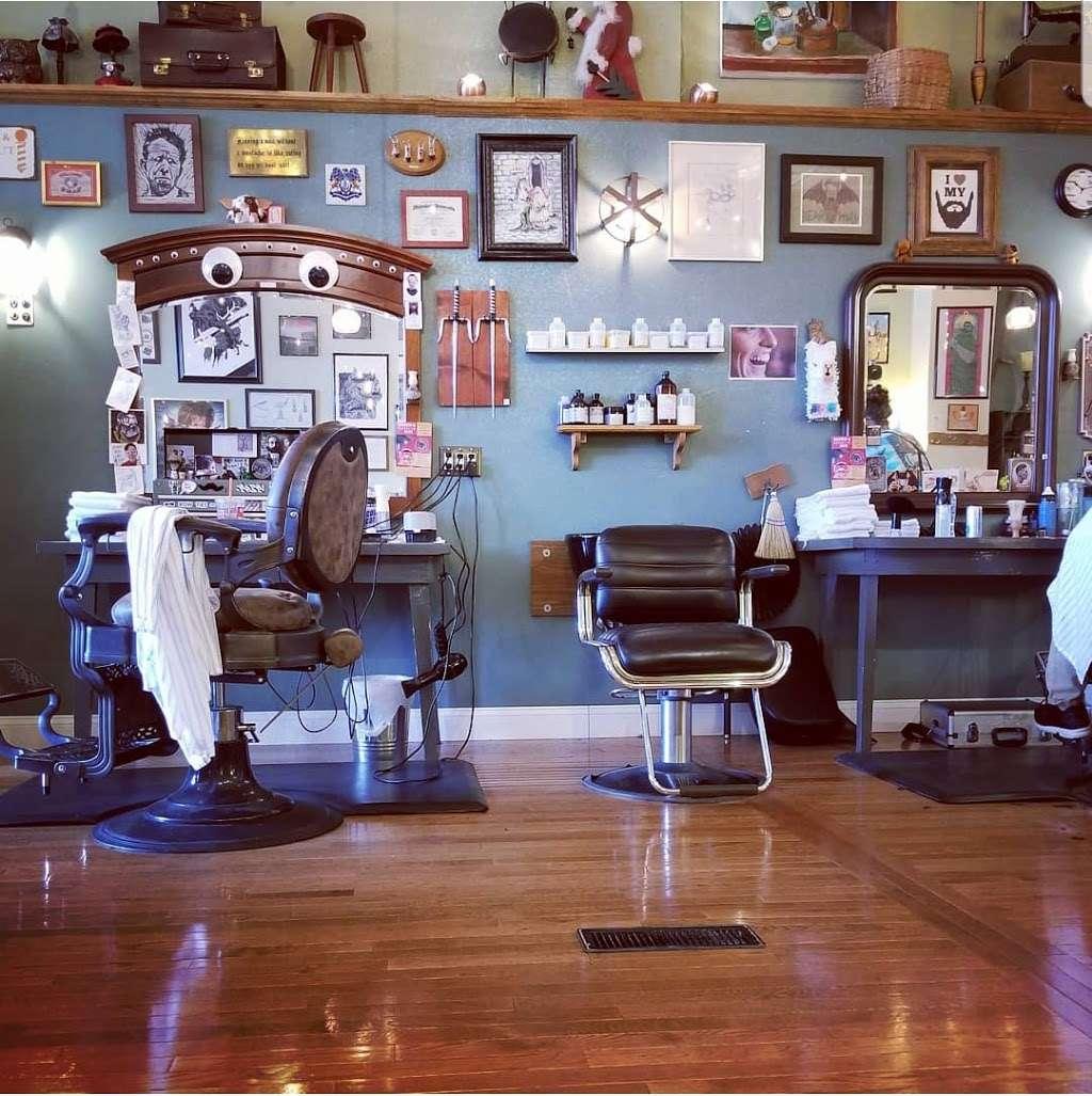 Beardsgaard Barbers - hair care  | Photo 3 of 10 | Address: 117 S Batavia Ave, Batavia, IL 60510, USA | Phone: (630) 454-4820