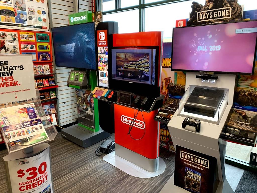 GameStop - electronics store  | Photo 3 of 7 | Address: 6575 Frontier Dr, Springfield, VA 22150, USA | Phone: (703) 971-5597