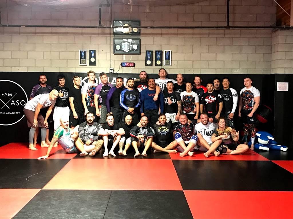 Komainu Yemaso Brazilian Jiu Jitsu Reno - gym  | Photo 3 of 10 | Address: 650 S Rock Blvd #18, Reno, NV 89502, USA | Phone: (775) 544-3075