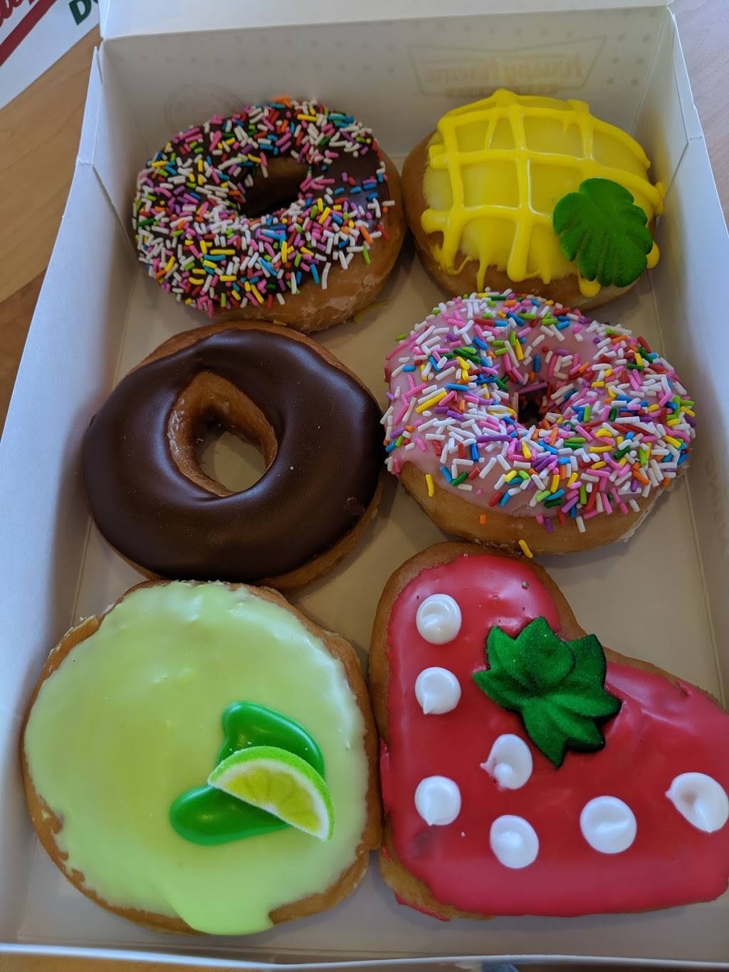 Dunkin - bakery  | Photo 8 of 9 | Address: 2532 Race Track Rd Suite A, St Johns, FL 32259, USA | Phone: (904) 217-0054
