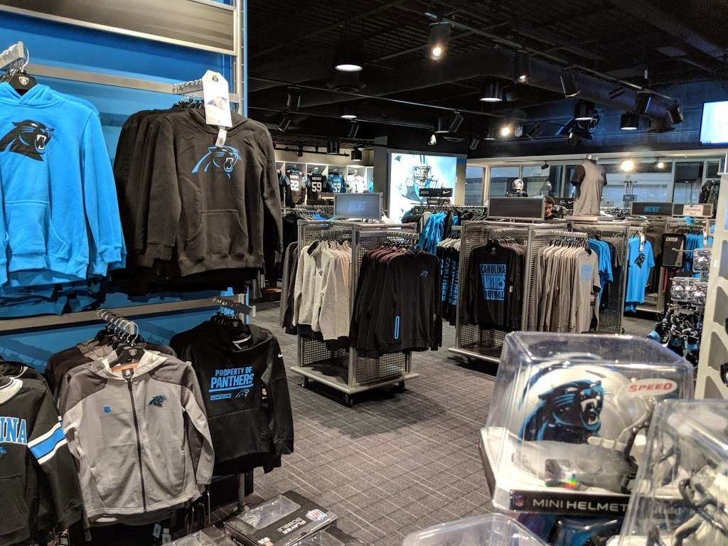 newest collection 2c68d 0f3dc Carolina Panthers Team Store - Clothing store | 800 S Mint ...