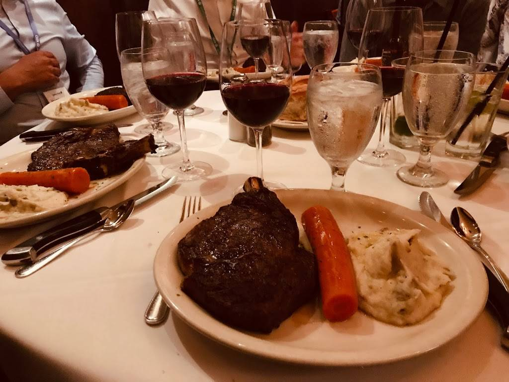 Bobs Steak & Chop House - restaurant  | Photo 3 of 10 | Address: 1255 S Main St, Grapevine, TX 76051, USA | Phone: (817) 481-5555