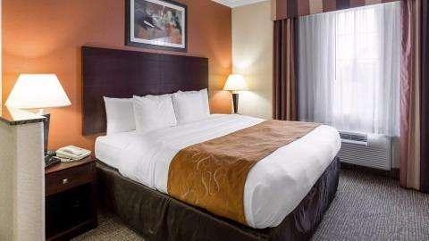 Comfort Suites - lodging    Photo 2 of 10   Address: 7209 Garth Rd, Baytown, TX 77521, USA   Phone: (281) 421-9764