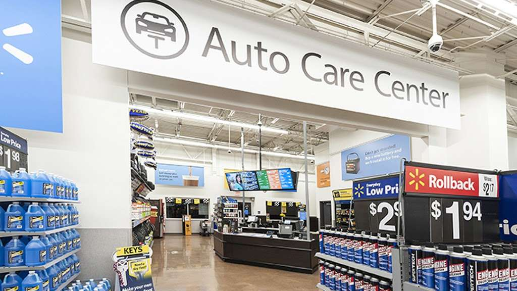 Walmart Auto Care Centers - car repair  | Photo 1 of 3 | Address: 10735 Pendleton Pike, Indianapolis, IN 46236, USA | Phone: (317) 823-1809