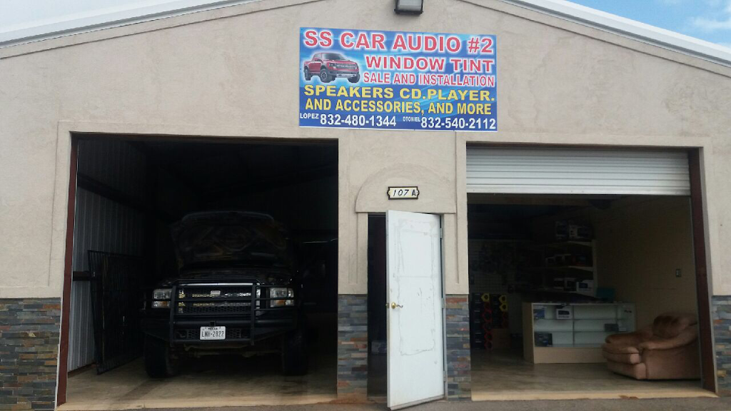 S.S. Car Audio 2 - store  | Photo 1 of 8 | Address: 107 E Marlin St, Willis, TX 77378, USA | Phone: (832) 480-1344