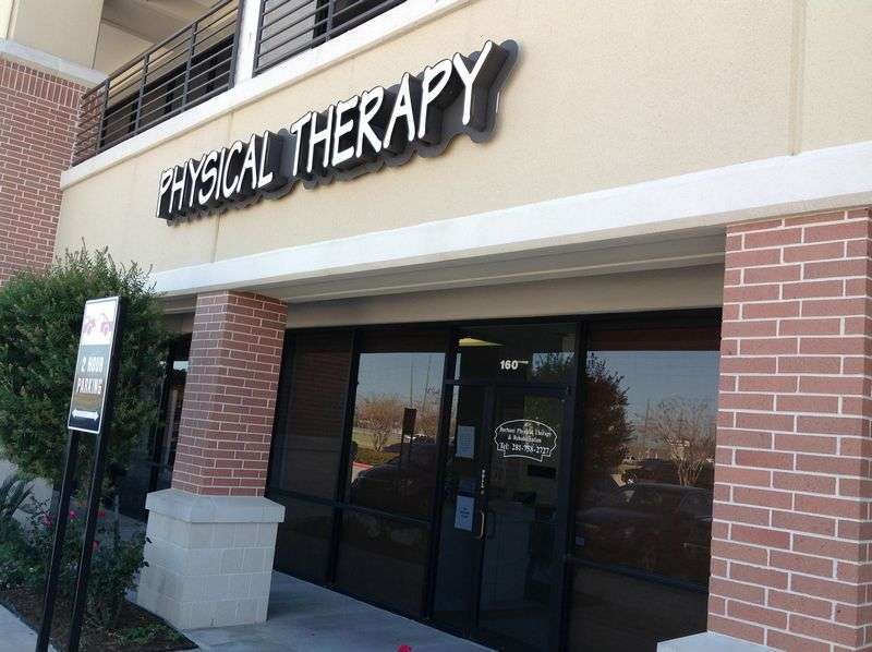 Burhani Physical Therapy and Rehabilitation - physiotherapist    Photo 3 of 8   Address: 12242 Queenston Blvd A, Houston, TX 77095, USA   Phone: (281) 758-2727