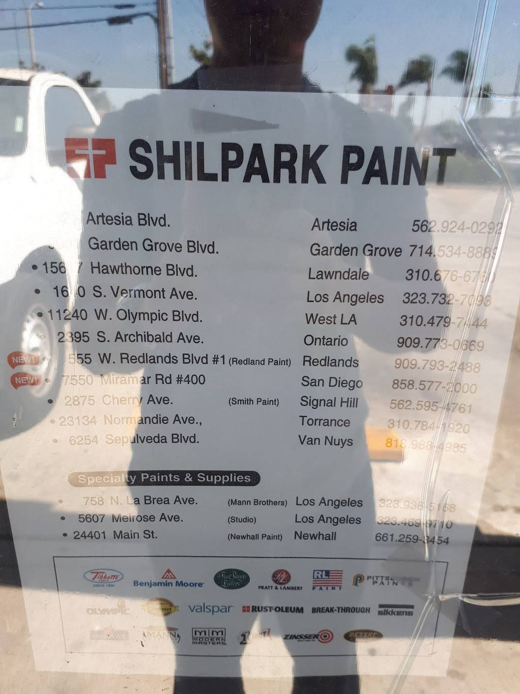 Shilpark Paint - Garden Grove - home goods store  | Photo 9 of 9 | Address: 9001 Garden Grove Blvd, Garden Grove, CA 92844, USA | Phone: (714) 534-8889