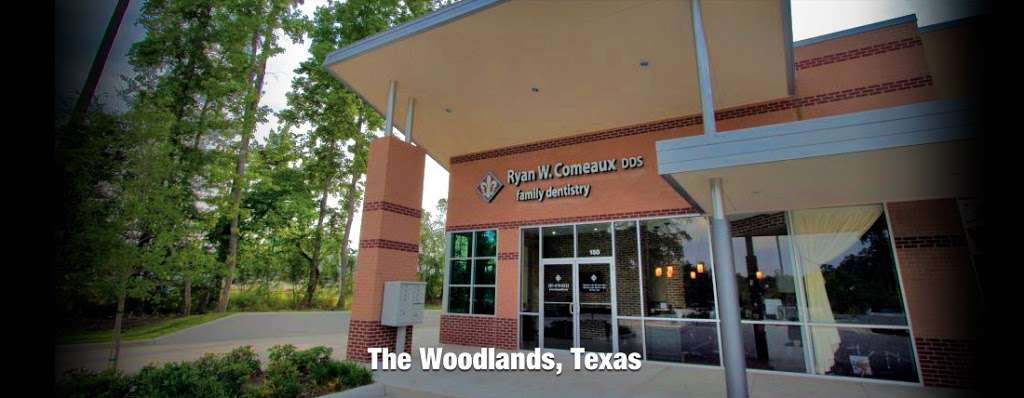 Comeaux Dental Group | The Woodlands - dentist  | Photo 3 of 6 | Address: 8008 Ashlane Way suite 150, The Woodlands, TX 77382, USA | Phone: (281) 419-0333