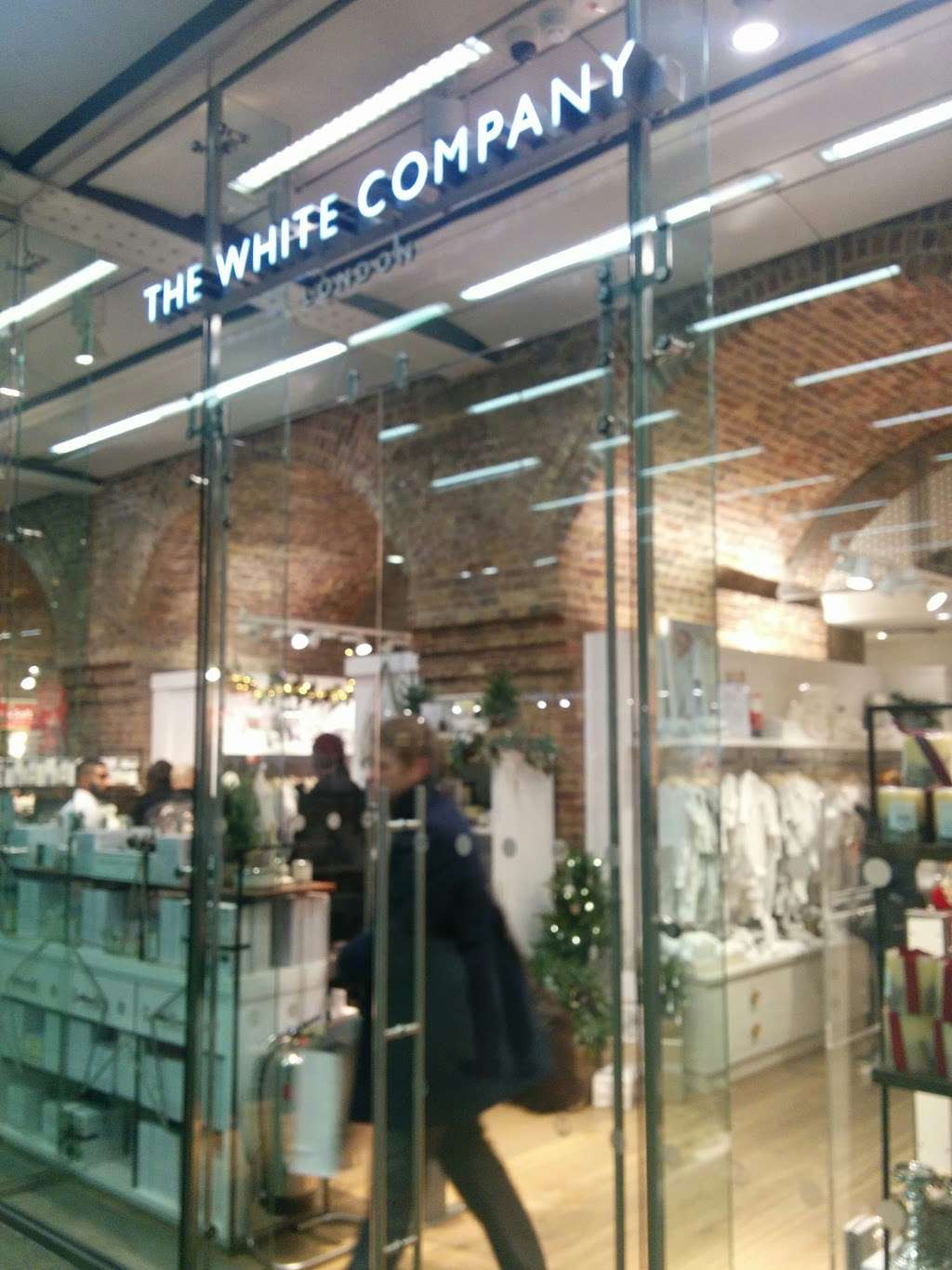 The White Company - Home goods store | The Arcade, Lower