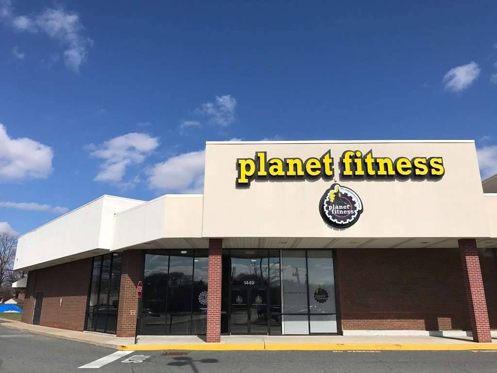Planet Fitness 1449 Rock Spring Rd Bel Air Md 21014 Usa