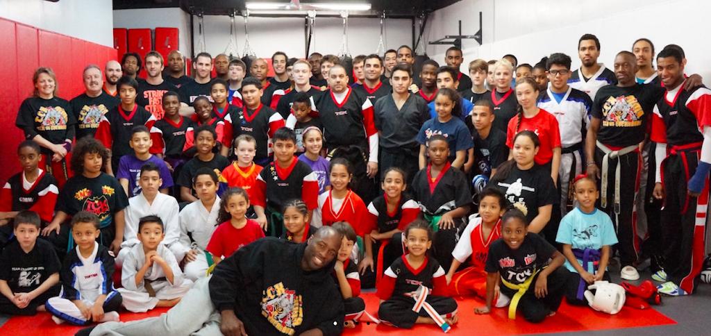 TCK Mixed Martial Arts - health  | Photo 1 of 8 | Address: 2955 Webster Ave, Bronx, NY 10458, USA | Phone: (718) 542-8622