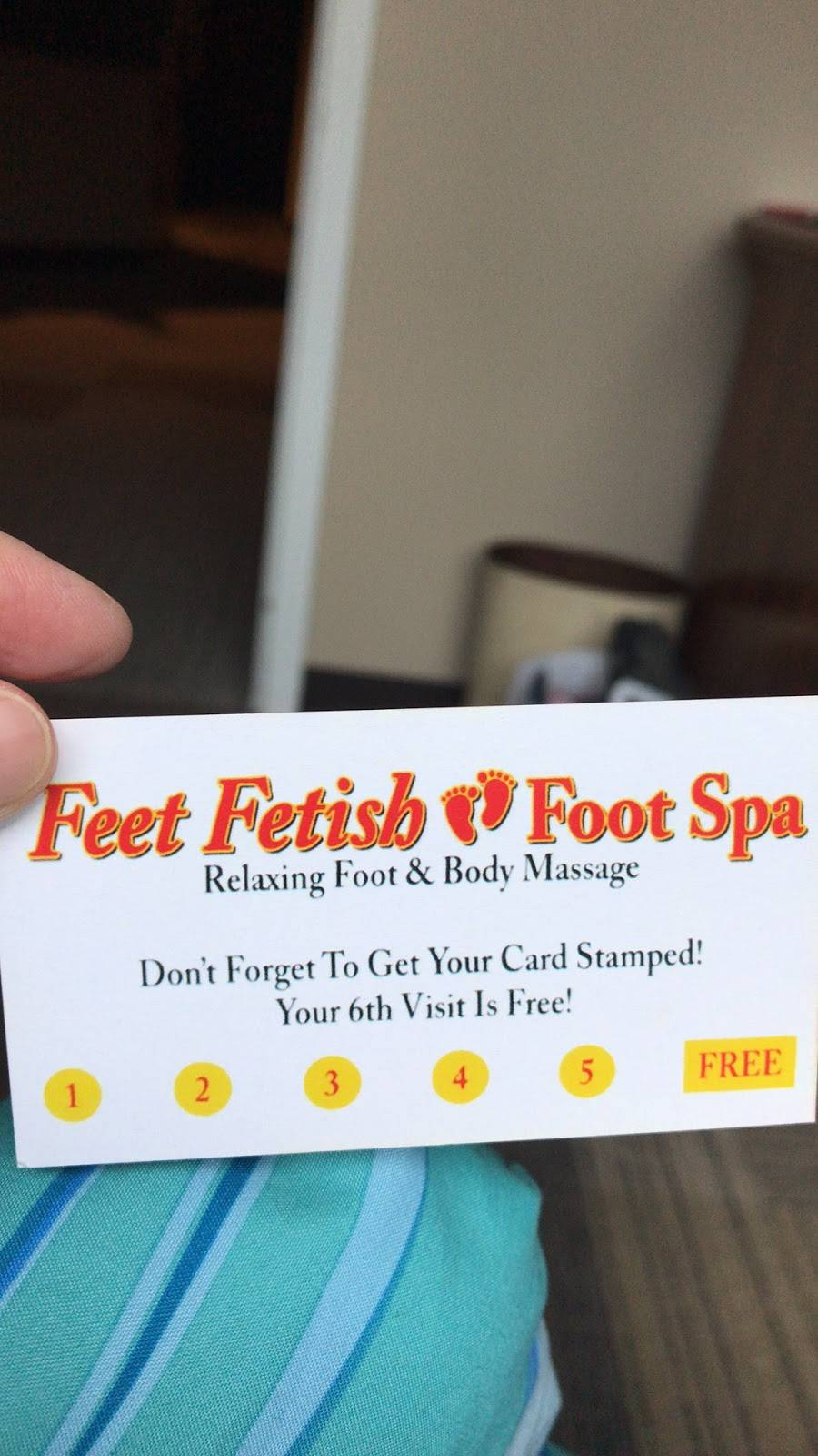 Feet fetish foot spa - spa  | Photo 6 of 7 | Address: 6450 W 10th St #6, Indianapolis, IN 46214, USA | Phone: (317) 892-8181