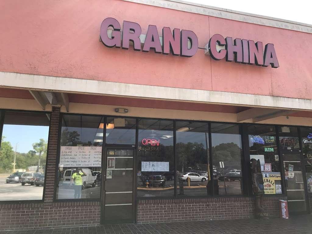 Grand China - restaurant    Photo 2 of 8   Address: 3110 N Woodland Blvd, DeLand, FL 32720, USA   Phone: (386) 738-8678