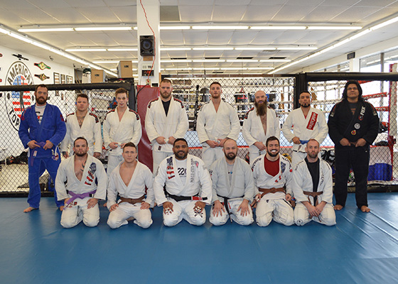 American Top Team of Indianapolis - gym  | Photo 8 of 10 | Address: 3980 Georgetown Rd B, Indianapolis, IN 46254, USA | Phone: (317) 744-8085