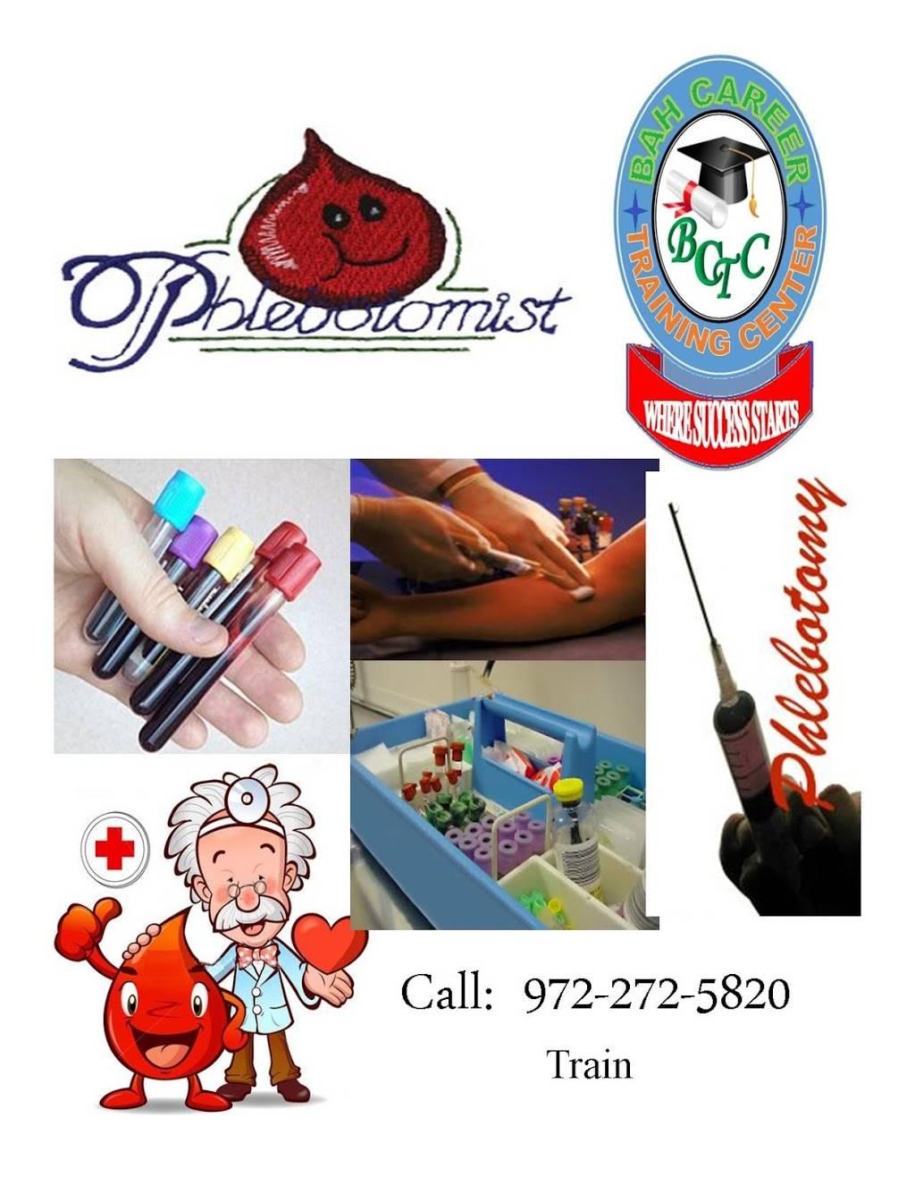 EKG TRAINING @ BAH CAREER TRAINING - doctor    Photo 1 of 3   Address: 2433 Goldfinch Ln, Garland, TX 75042, USA   Phone: (972) 272-5820