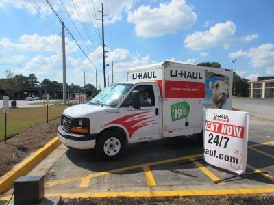 U-Haul Moving & Storage at Fulton Industrial Gateway and I-20 - moving company    Photo 2 of 2   Address: 4225 Fulton Industrial Blvd SW, Atlanta, GA 30336, USA   Phone: (678) 666-2471